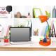 Home Accents LimeLights ORG Gooseneck Orgnzr Desk Lamp w Device Holder & USB