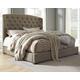 Gerlane King Upholstered Bed