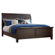 Trudell Cal King Panel Bed