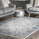 Nuloom Transitional Persian Wreath 5' x 8' Area Rug
