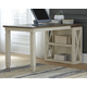 Bolanburg Medium Bookcase Desk Return