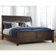 Trudell Queen Panel Bed