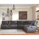 McCaskill 3-Piece Reclining Sectional with Power