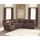Collinsville 6-Piece Reclining Sectional with Power