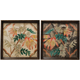 AB Home Floral Trays