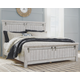 Brashland Panel Bed
