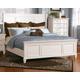 Prentice Queen Panel Bed