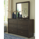 Darbry Dresser and Mirror