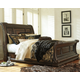 Valraven King Sleigh Bed