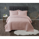 Truly Calm Antimicrobial 3 Piece Full/Queen Quilt Set