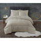 Truly Calm Antimicrobial 3 Piece Down Alternative Full/Queen Comforter Set