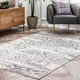 Nuloom Withered Floral 5' x 8' Area Rug