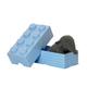Lego ®  Storage Brick 8 - Light Blue