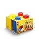Lego ®  Storage Brick Multi-Pack 3 Piece Classic