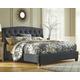 Kasidon Tufted Bed
