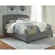 Kasidon Queen Tufted Bed