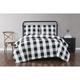 Truly Soft Everyday Buffalo Plaid 2 Piece Twin XL Comforter Set
