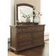 Flynnter Dresser and Mirror