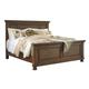 Flynnter Queen Panel Bed
