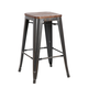 Euro Style Danne-C Counter Stool (Set of 4)