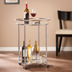 Anaya Anaya Bar Cart - Chrome
