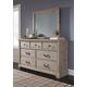Charmyn Dresser and Mirror