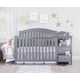 Sorelle  Berkley Crib & Changer