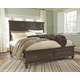 Brossling Queen Panel Bed with Storage