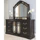 Quinshire Dresser and Mirror