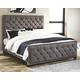 Halamay Cal King Upholstered Bed