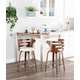 Fuji Counter Height Dining Table