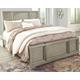 Chapstone Queen Sleigh Bed