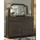 Mikalene Dresser and Mirror