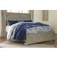 Borlend California King Sleigh Bed