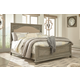 Marleny Cal King Panel Bed