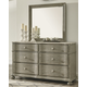 Marleny Dresser and Mirror