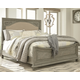 Marleny King Panel Bed