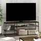 Furinno Moretti Modern Lifestyle TV Stand  Furinno Moretti Modern Lifestyle TV Stand for TV up to 65 Inch, Columbia Walnut