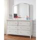 Faelene Dresser and Mirror