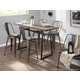 Geo Counter Height Dining Table