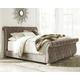 Cassimore California King Upholstered Bed
