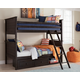 Jaysom Twin over Twin Bunk Bed with Storage