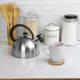 Home Accents 13 oz.  Ceramic Mug, White