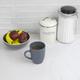 Home Accents 13 oz. Ceramic Mug, Slate Gray