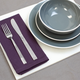 Home Accents  4-Piece Stainless Steel Dinner Knife Set With Eternity Mirror Finish