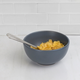 Home Accents Ceramic Cereal Bowl, Slate Gray
