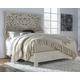 Bantori Queen Panel Bed