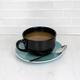 Home Accents 22 oz. Jumbo Ceramic Mug, Black