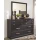 Reylow Dresser and Mirror