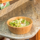 Home Accents Round Salad Bowl